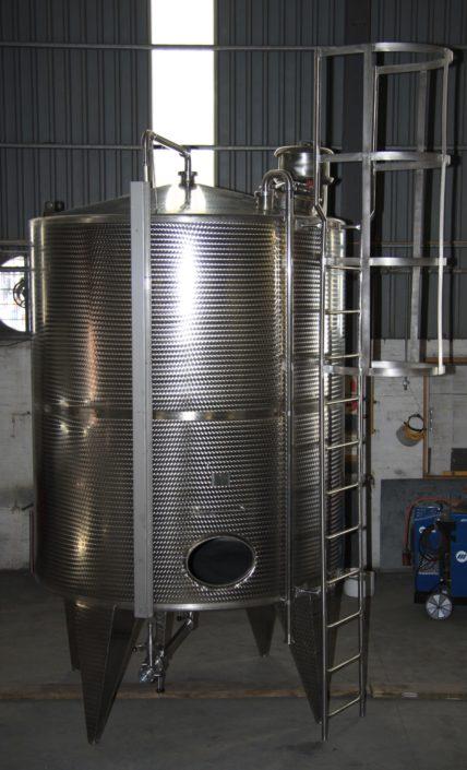 Kelp Processing Tank