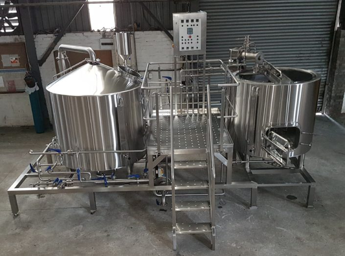 Mini Brewery